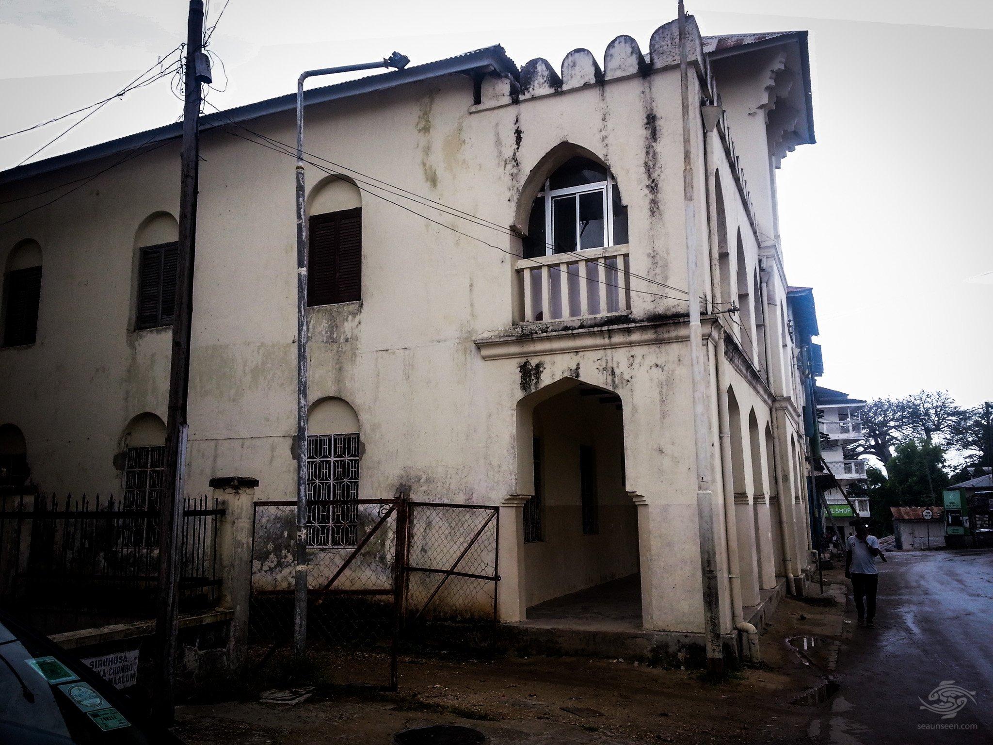 Pemba Island Architecture