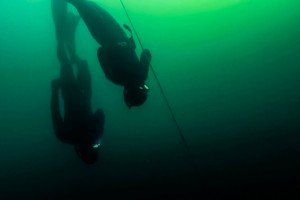 Free-Diving Boston