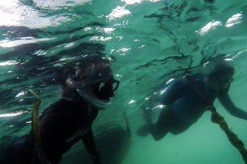 Free-Diving Dar es Salaam