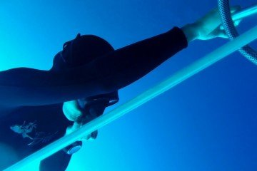 freediving scuba diving
