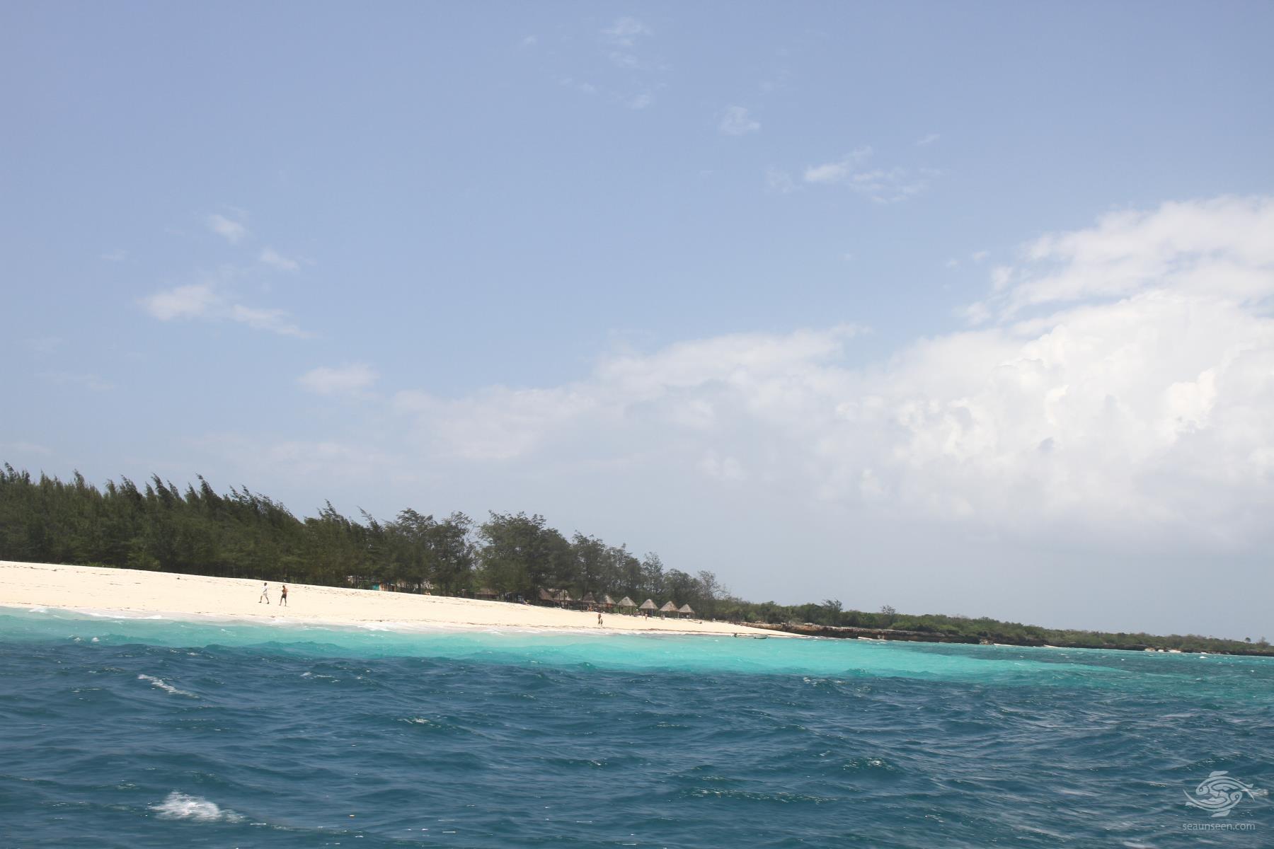 Mbudya Island dar es Salaam Tanzania