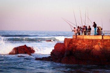 Fishermen Rocky Bay