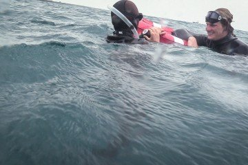 SSI Level 2 Freediving