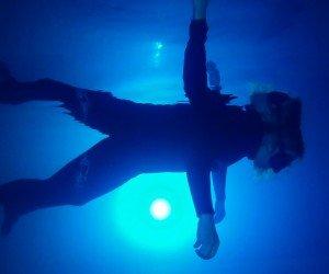 Static apnea pool