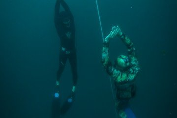 FII scuba diving freediving