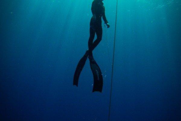 Freedive Ascent