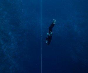 Freedive Freefall 1